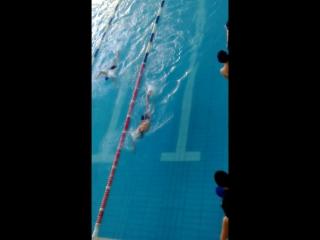 Соревнования по плаванию, спортивное общество