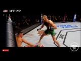 Conor McGregor vs Nate Diaz 2 - Fight Highlights - Конор МакГрегор vs Нейт Диас - Лучшие Моменты Боя (1)
