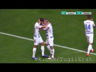 MSV Duisburg 1:0 SV Werder Bremen II