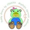 ॐКоллекционные медведи от Starina Teddy Bears ॐ