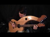 Hotel California (Eagles) - Harp Guitar Cover (arr. T. BowmanTomi Paldanius) - Jamie Dupuis