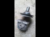 Drive pump NSH-10 for homemade mini tractors