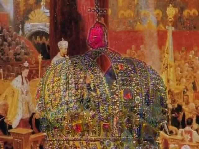 Коронация Николая II - Coronation of Tzar Nicholas II