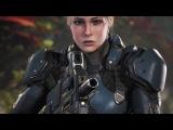 Новый герой в Paragon: Лейтенант Белика