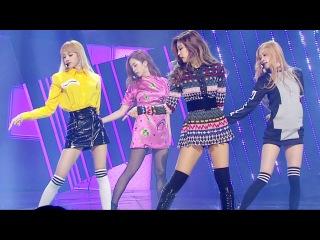 《Goodbye Stage》 BLACKPINK (블랙핑크) - PLAYING WITH FIRE (불장난) @인기가요 Inkigayo 20161211