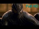 Человек-паук против Песочного Человека (Флинт Марко). Сцена в метро. Человек-паук 3.