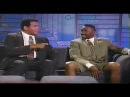 Muhammad Ali, Tommy Hearns on Arsenio Hall Show - June 1991 -