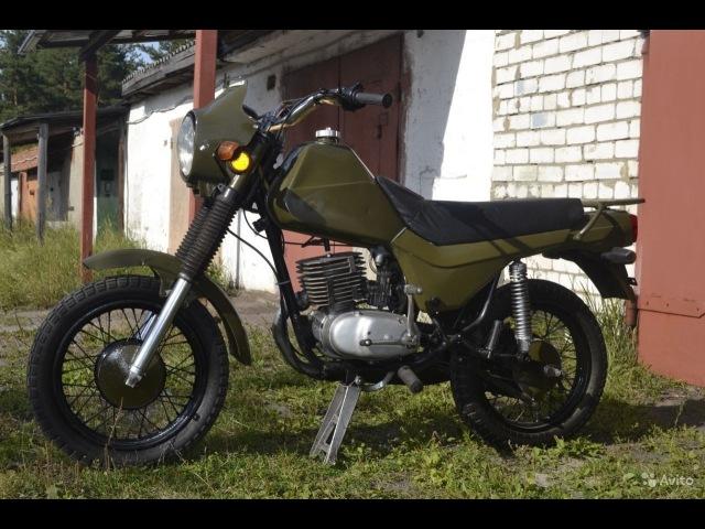 мотоцикл сова 1 ,проводка на минск ,восход