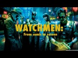 Watchmen- From comic to screen