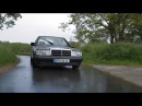 Mercedes W201 / 190 Baby Benz from lower Saxony / Germany | Tuning Video