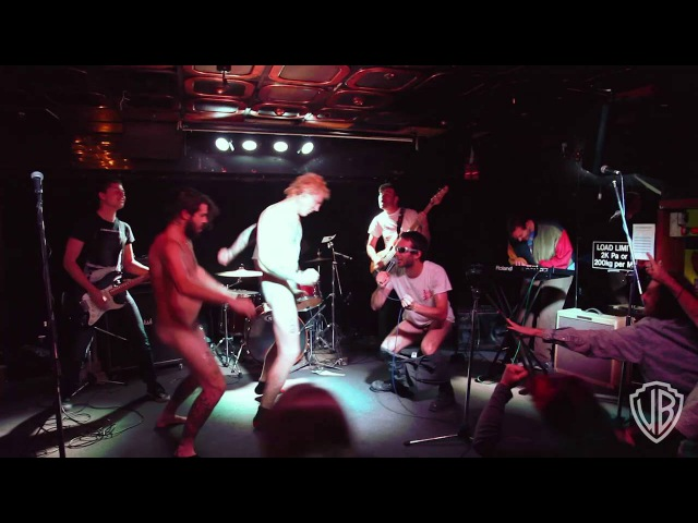 Lumpy The Dumpers naked men - Too Much Slime / Gnats in the Pissa live Sydney