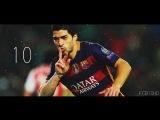 Luis Suarez - Top 10 Goals 20152016  ''Sensational From Luis Suarez''  HD