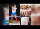 Российская фигуристка выступившая в образе Сейлор Мун покорила сердца японцев