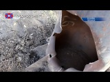 Вандалы взорвали памятник в Луганске
