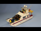 LEGO CREATOR - VACATION YACHT, 31052 / ЛЕГО КРЕАТОР - ЯХТА.