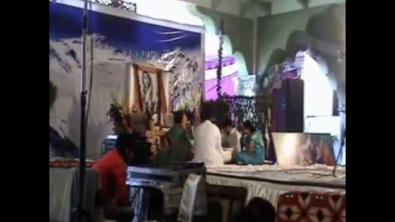 Sahaj YogaShree Shiv Ratri Puja , Ludhiana, 02-03-14, Part--C--1