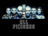 UFC 205 ● All 5 Finishes ● 2016 HD
