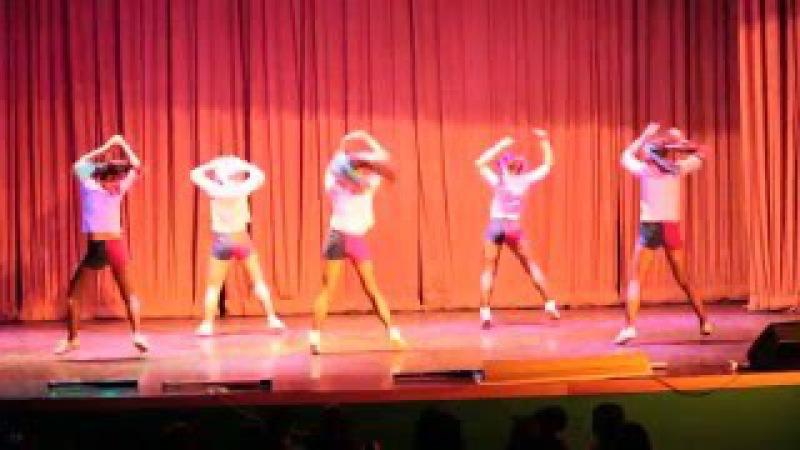 Анатомия танца. Харли Квинн. Областная студенческая весна 2016.