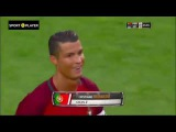 Португалия 7:0 Эстония | Товарищеские матчи 2016 | Обзор матча