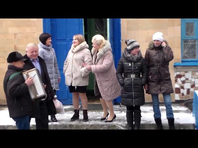 Наш Флешмоб 30 ноября 2016 г. Снежное пос. Залесное