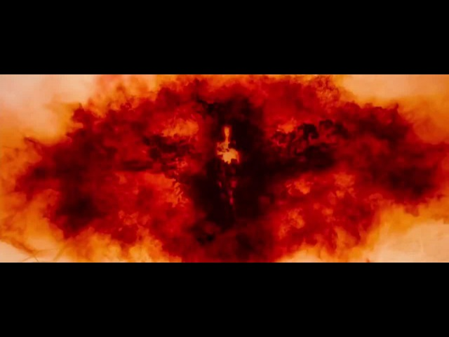 Sauron is just so Epically Badass
