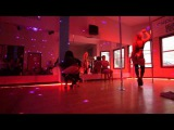 Pole Dance Freestyle Duet by Mikka Minx & Deanna Scarlet...