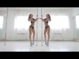Exotic Pole Dance by Nina Kozub - POLE4YOU Athlete promo 2016