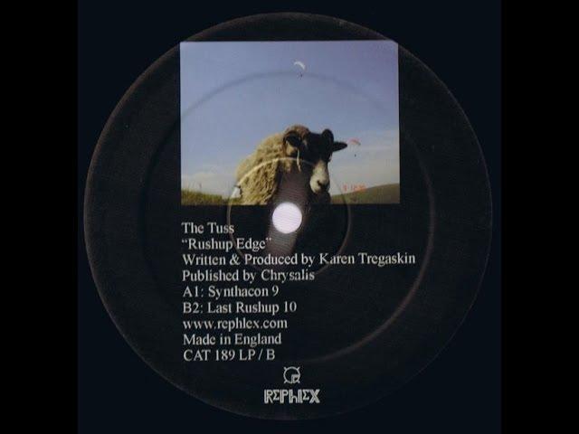 The Tuss – Rushup Edge EP (2007)