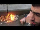 почему опасно поджигать пух