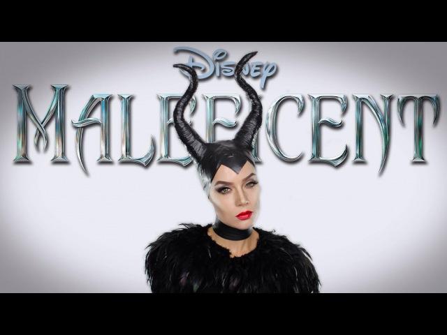 Disney's Maleficent - Angelina Jolie MakeUp Tutorial | Halloween | Shonagh Scott | ShowMe MakeUp