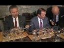 Депутаты ибизнесмены изИталии прибыли свизитом вКрым. Новости. Первый канал