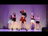 MO.t.VE cover T-ARA So crazy( Short ver.)
