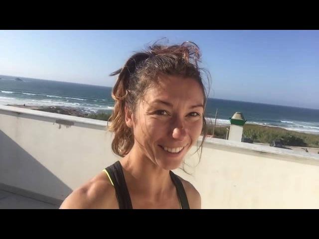 Анна Цукур - Кардио-тренировка без прыжков и без бега