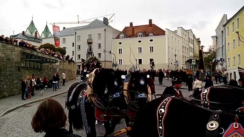 Trachten- und Schützenumzug Passau 2016