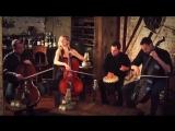 Саундтрек к Игре престолов на виолончелях, очень красиво!