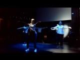 Ковбойский танец . Анимация