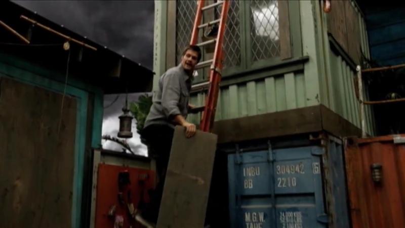 Искатель/The Finder (2011 - 2012) Фрагмент №6 (сезон 1, эпизод 7)