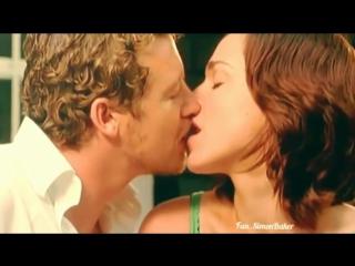 Саймон Беккер и Френсис О'Коннор в Book of Love (Анатомия страсти) 2004 г