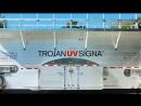 Mobile TrojanUVSigna Trailer UV Wastewater Disinfection