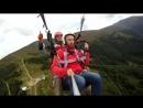Полет с горы Гемба Боржава Карпаты 13 08 2016 GOPR4085