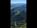 Schellenberg Панорама Альп