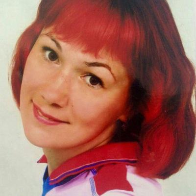 Анна Шамсутдинова