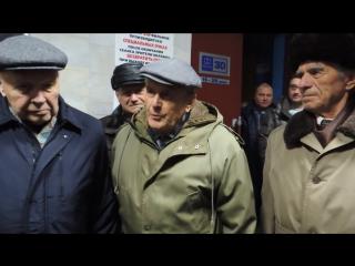 Брестские ветераны Великой Отечественной войны о фильме
