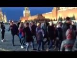 танец на красной площади)) горошины #влюбленныевтеатр
