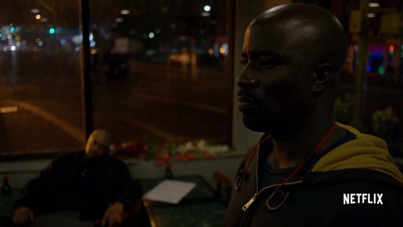 LUKE CAGE Official Clip You Want Some (HD) Netflix Series