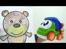 Английский для детей! Учим английский язык с Мэри! Развивающее видео для детей!