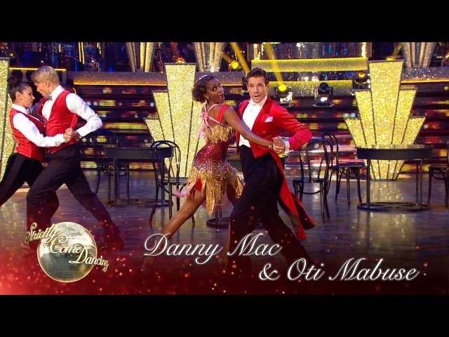 Danny Mac Oti Charleston to 'Puttin' On The Ritz' by Gregory Porter - Strictly 2016: Blackpool