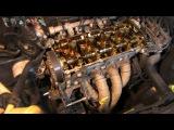 Hyundai Accent 2 - Замена ремня ГРМ и Помпы