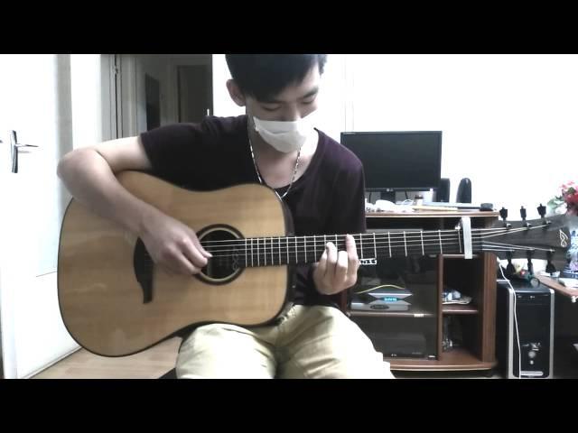 White album - Setsuna Ogiso - Guitar Solo