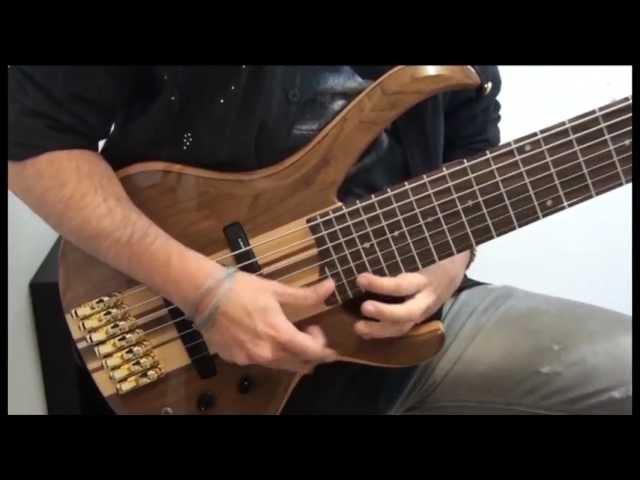Ibanez BTB 7 Strings Bass - Teaser